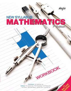 New Syllabus Mathematics 1, 7th edition Workbook