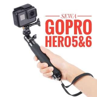 SEWA GOPRO HERO5&6