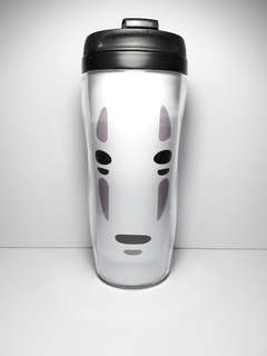 No face tumbler (White version)
