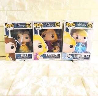 Funko Pop Disney Princess