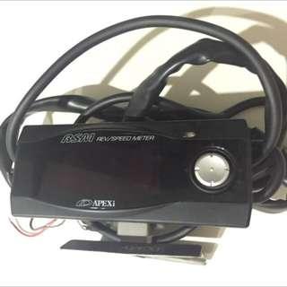 Apexi RSM with G sensor