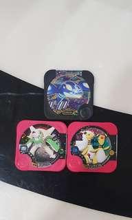 Pokemon tretta Legend kyorge + free 2pcs hyper. Fresh from machine