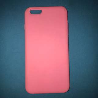 Iphone 6+ soft case