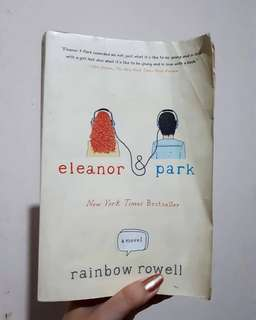 Novel : Eleanor and Park
