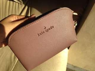 Kate spade wallet pouch