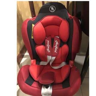 Halford Voyage car seat