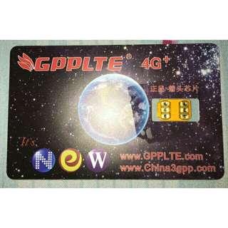 GGP LTE SIM