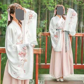 [Rental] Hanfu 汉服 Traditional Chinese Costume