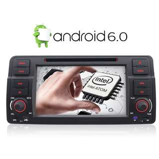 BMW E46 ANDROID DVD PLAYER