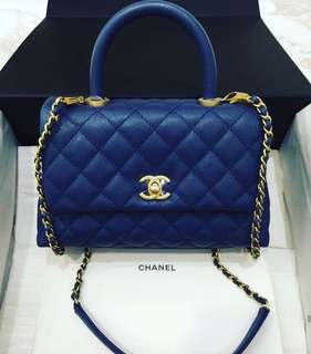 Chanel Coco Top Handle