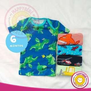 Baby shirt 5 in 1 Carter's