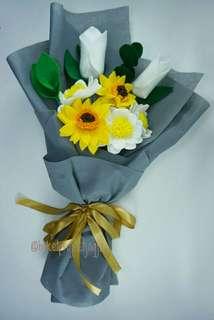 Buket bunga murah #CarousellCintaBumi