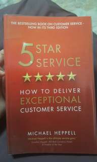 5 Star Service - how to deliver exceptional customer service