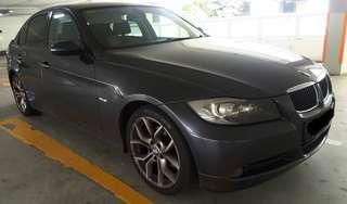 BMW E90 320xl 2008