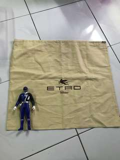 Etro Milano Dust Bag