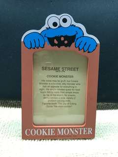 🇯🇵 Cookie Monster 相架