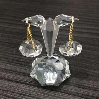 🚚 天秤座水晶