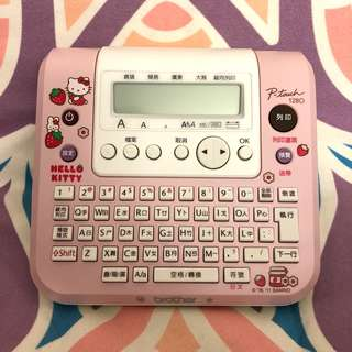Brother Hello Kitty P-touch 1280