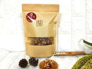 袋裝 健康 天然 無添加 純手工 古早味 爆米香 香醇巧克力