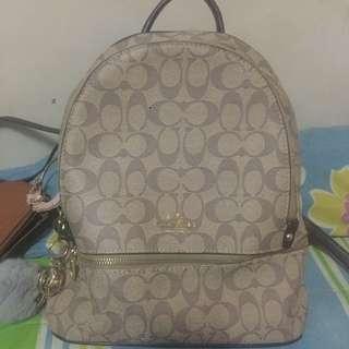Coach bag backpack