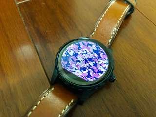 Fossil Q Marshal 智慧手錶