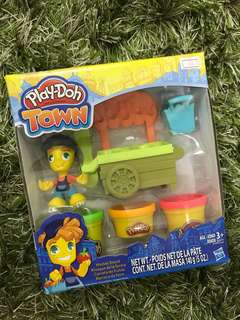 Playdoh Town Market Stand