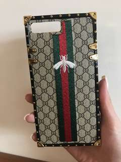 Gucci, LV iPhone 7/8 plus case