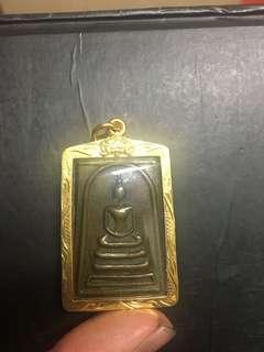 Thai Amulet-Somdej