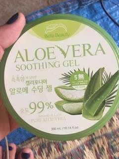 aloevera soohting gel 99% (ory korea )