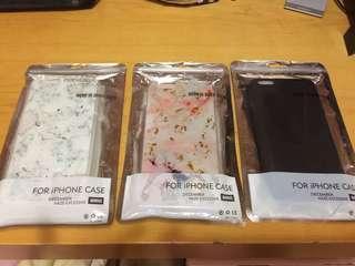 iPhone 6/6s/7/8 plus通用機殻 $40/個