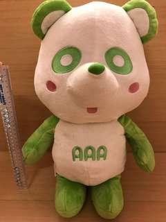 AAA 熊貓 娃娃 A熊貓 浦田直也