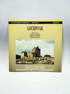 Lochinvar (The J.W.F Military Band · CMP Symphonic Winds · The Symphonic Band of the Belgian Guides)