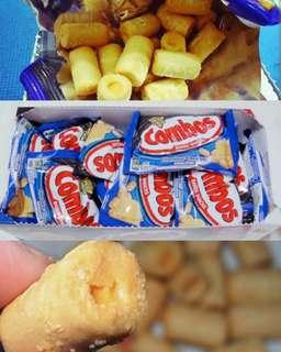 美國Cheddar Cheese Cracker 芝士捲心餅 美國零食 #學校茶點 獨立包裝零食 芝士捲 cheddarcheese cracker #芝士餅 cheesecracker combos