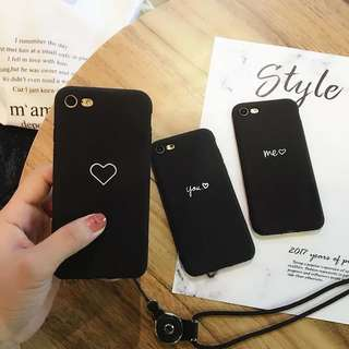 [PO] Me,You,Heart Phone Case