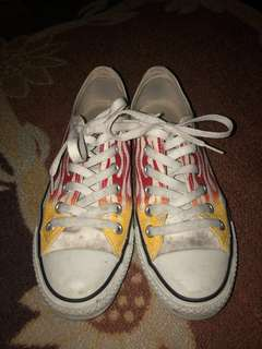 Converse Flame IG OX white