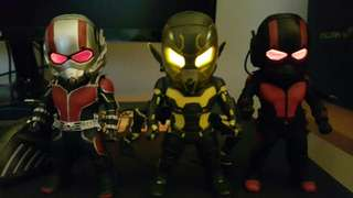 Antman figures