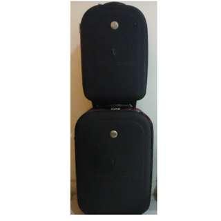 二手用品 - 大小 行李箱 旅行箱 二輪 母子旅行箱