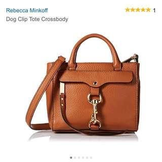 Rebecca Minkoff 可調式肩背包