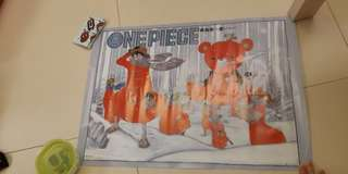 one piece poster 海報