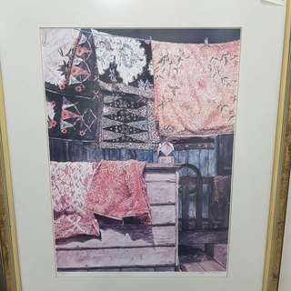 Art - Kain Batik - Chang Fee Meng