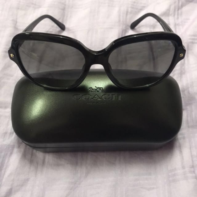 c6f467a69e 3X REDUCED  Authentic Coach Sunglasses Cermin Mata