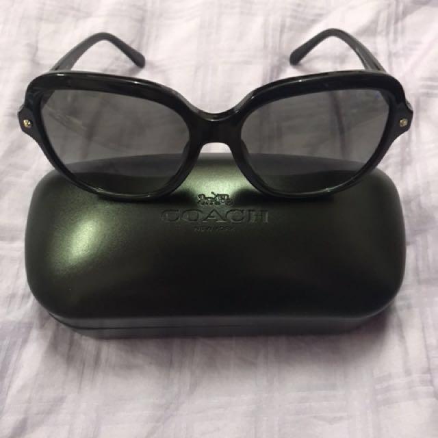 6d1cbebcf0 3X REDUCED  Authentic Coach Sunglasses Cermin Mata