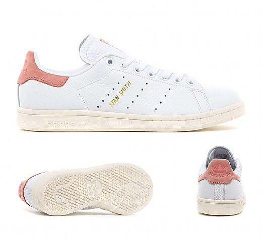 172c5ea75bc940 Adidas Stan Smith Raw Pink   Ray Pink   Vintage Pink   Gold   Gold ...