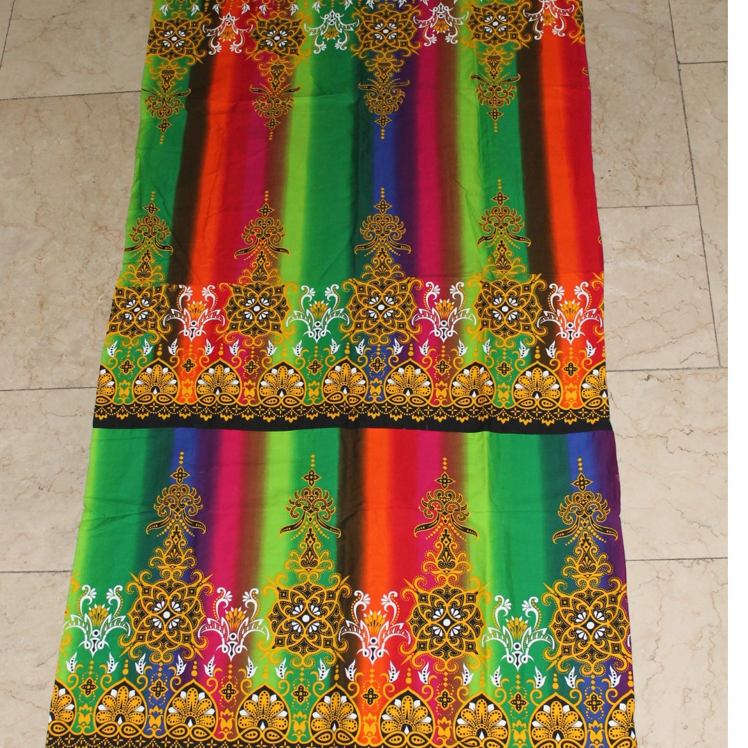 AUTHENTIC THAILAND BATIK MALONG/SARONG, Women's Fashion