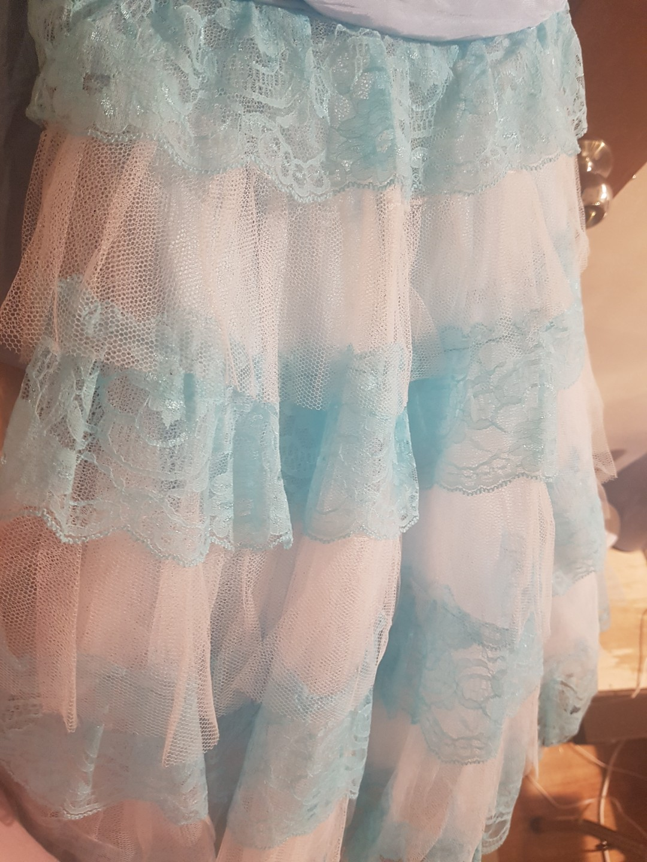 Betsey Johnson Designer Tea Party Evening Dress, Preloved Women\'s ...