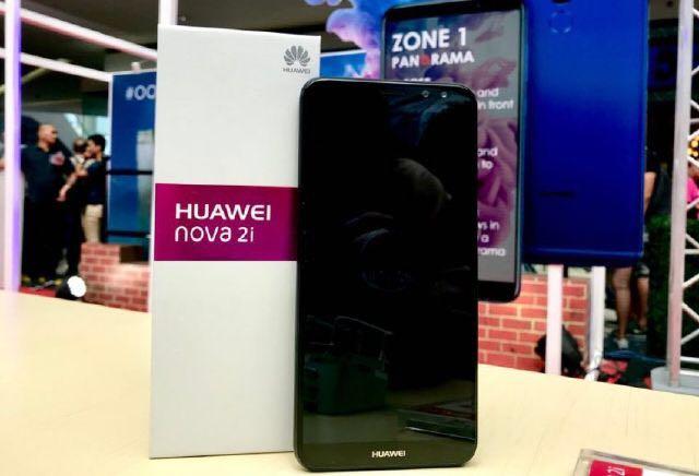 BNIB Huawei Nova 2i Local Seth from digi