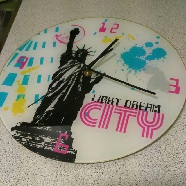 Clock new york