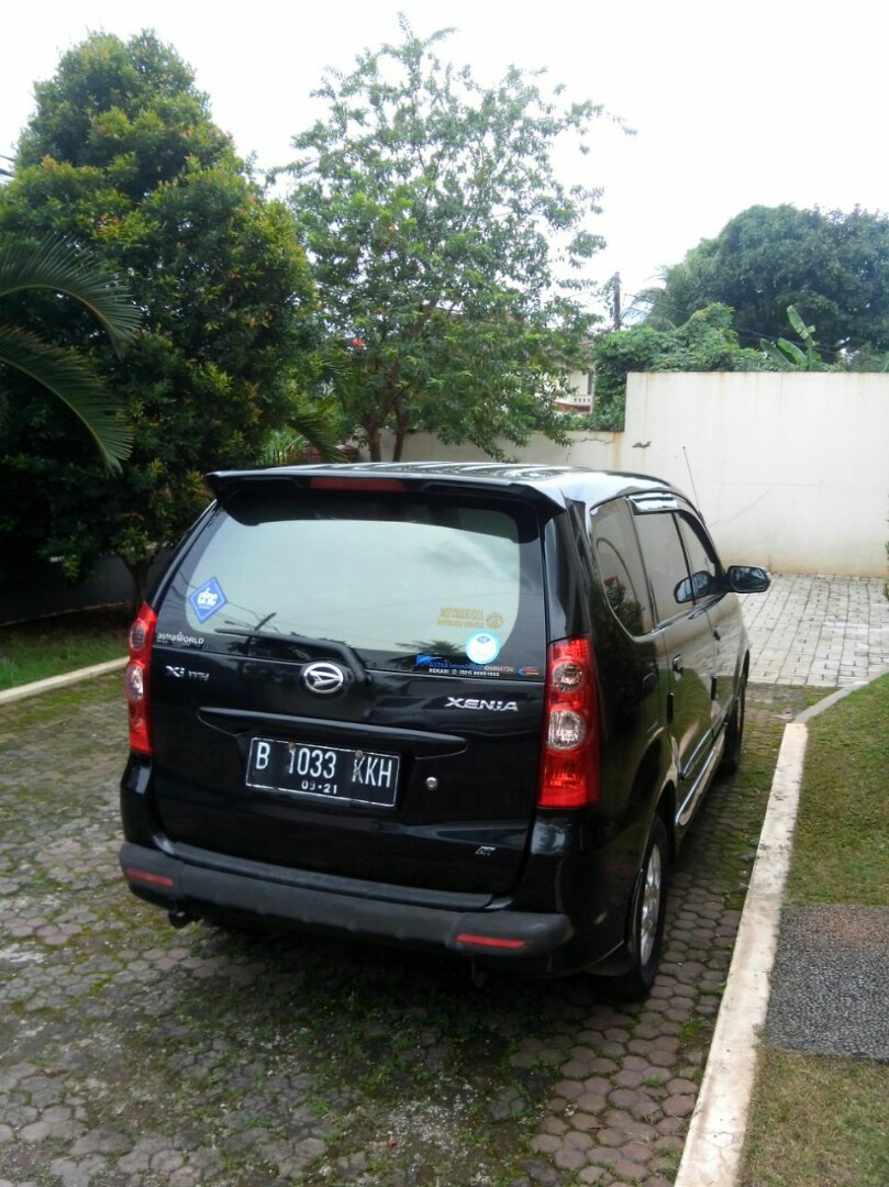 Daihatsu Xenia Xi Deluxe Plus 2011AT Top Condition Dp12.5 Siap Di Gas