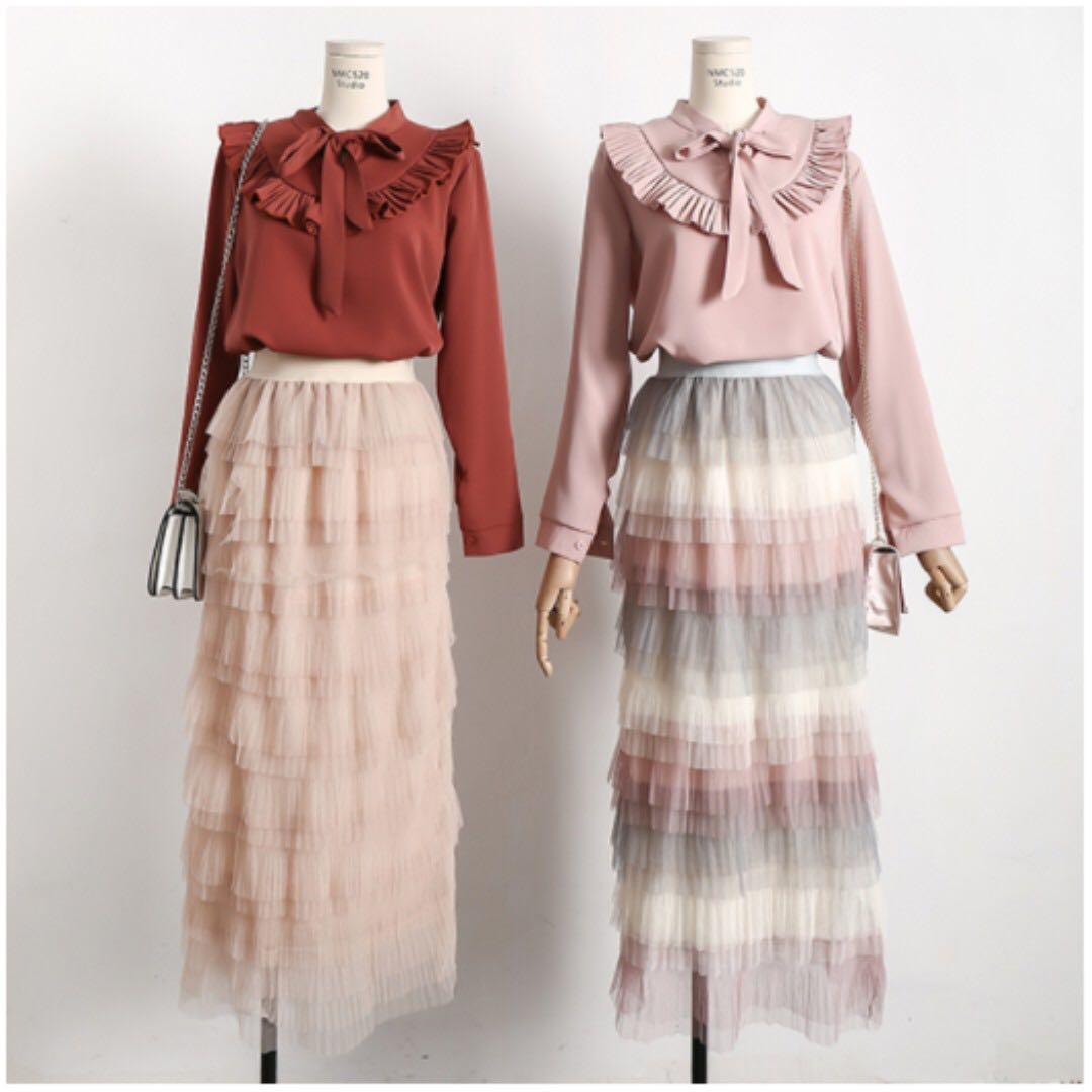 Aurora Long Skirt Warna Hitam Update Daftar Harga Terbaru Indonesia My Size Rok Kelly Htmkk480 3l Fairy Tutu Viral Womens Fashion Clothes Bottoms On Carousell