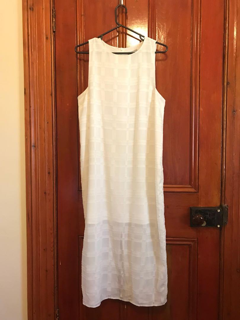 Finders maxi dress